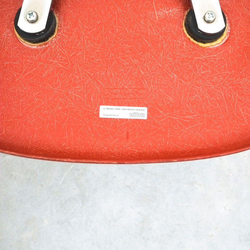 Eames Chairs Terra Cotta 04