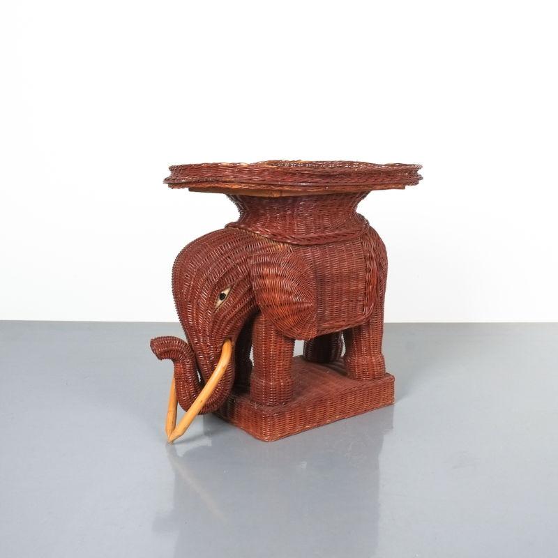 elephant wicker table_06