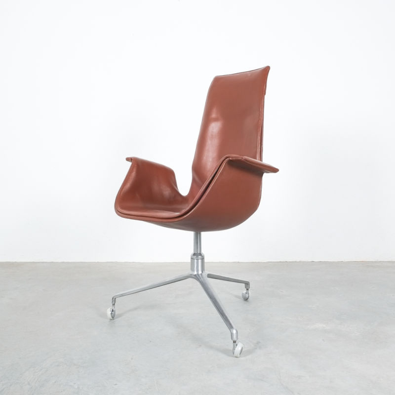 Fabricius Kastholm Brown Leather FK 6725 01