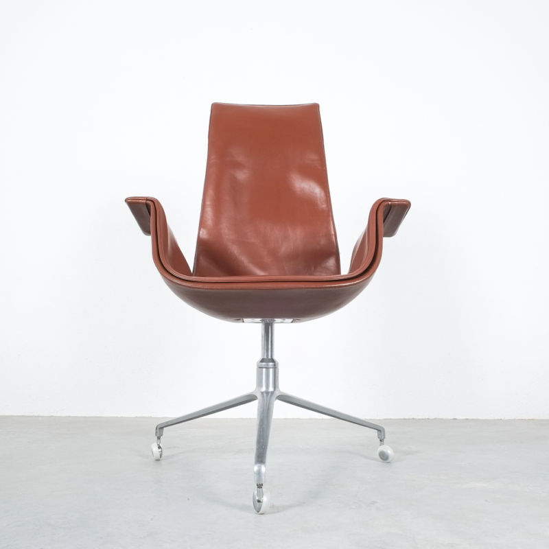 Fabricius Kastholm Brown Leather FK 6725 02