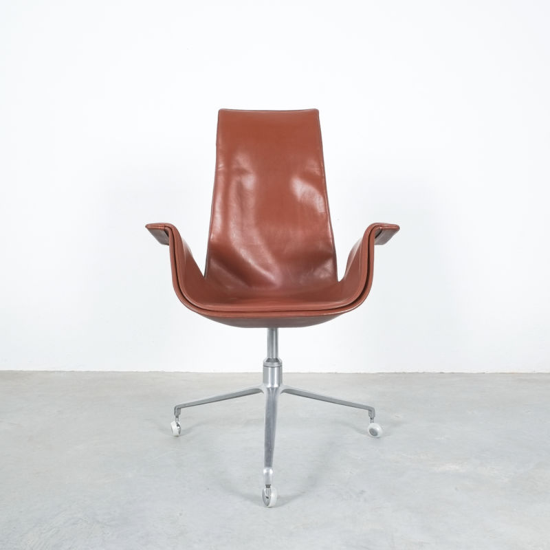 Fabricius Kastholm Brown Leather FK 6725 03