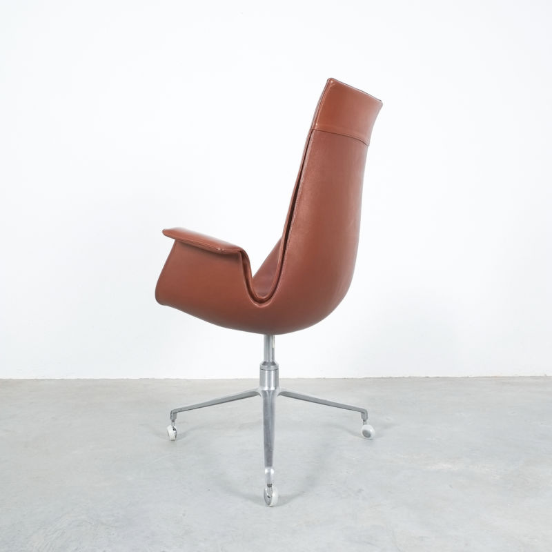 Fabricius Kastholm Brown Leather FK 6725 05