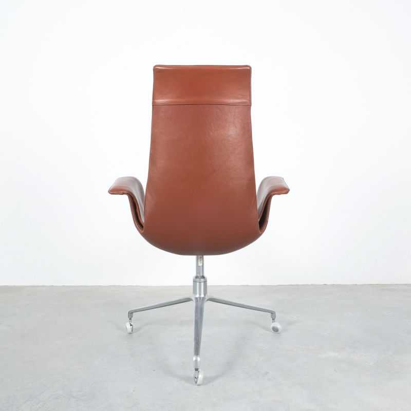 Fabricius Kastholm Brown Leather FK 6725 06
