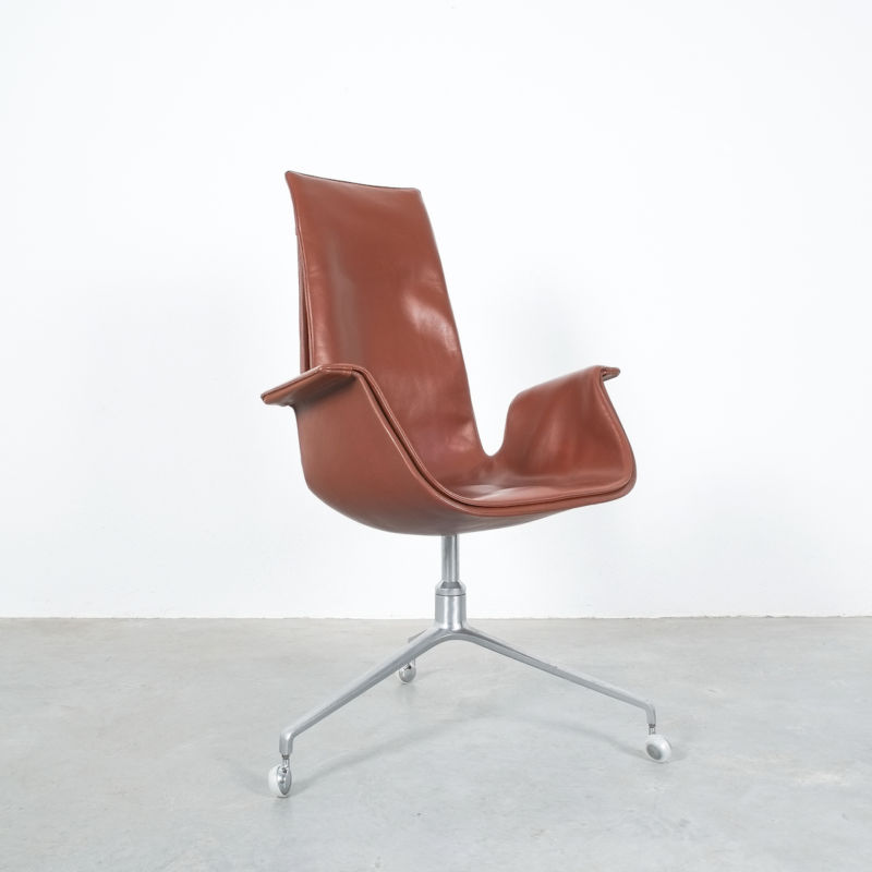 Fabricius Kastholm Brown Leather FK 6725 07