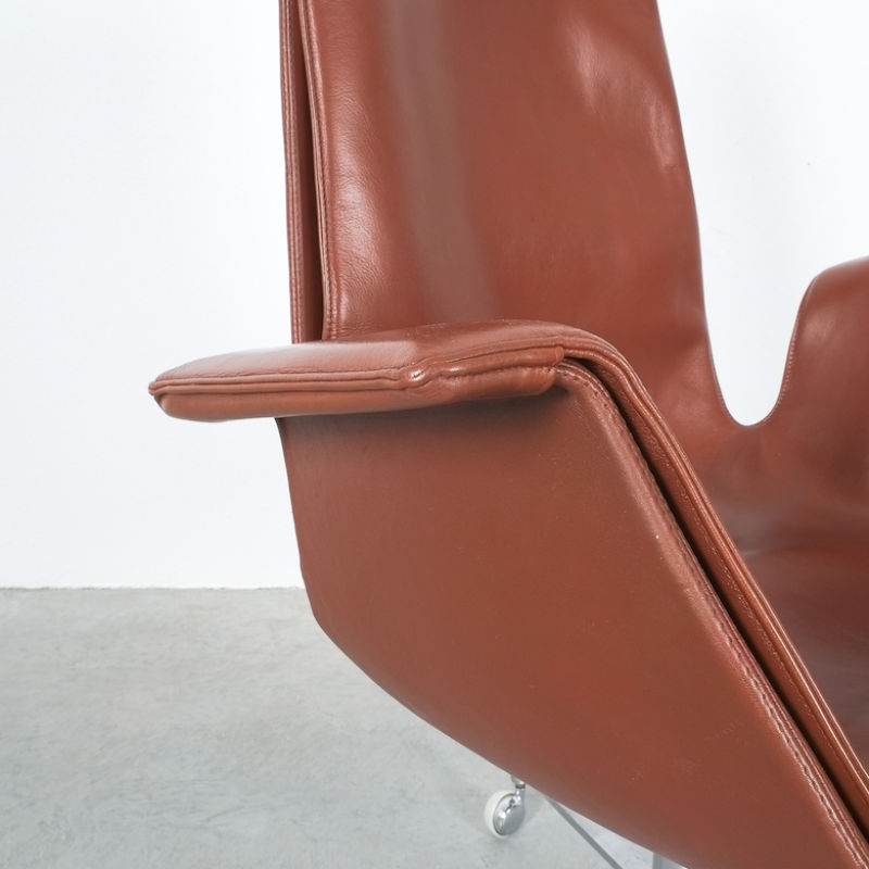 Fabricius Kastholm Brown Leather FK 6725 09