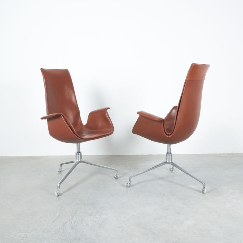 Fabricius Kastholm Brown Leather FK 6725 11