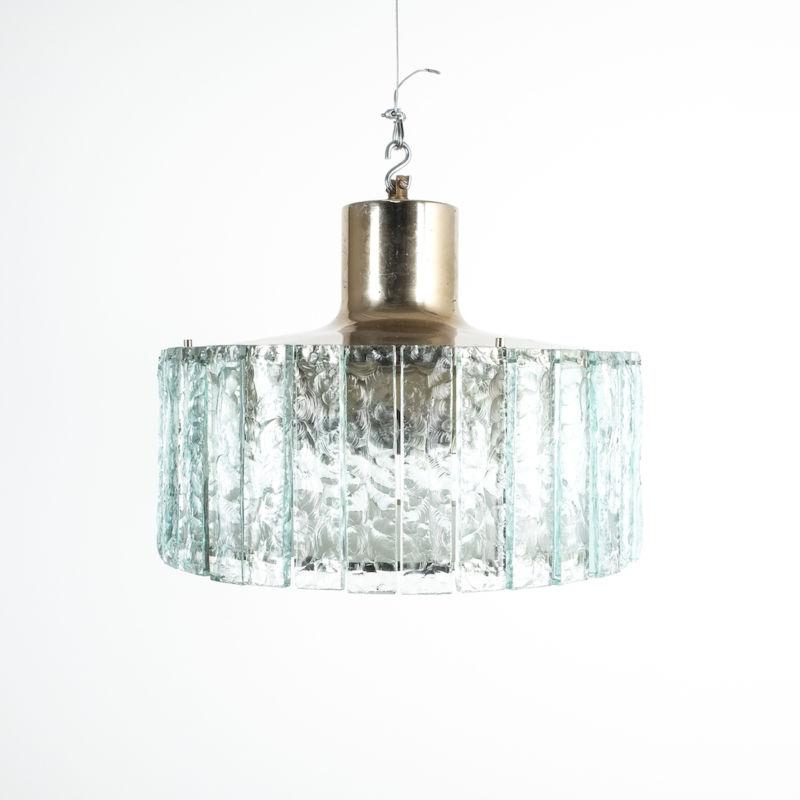 fontana arte 2448 glass chandelier 2 Kopie