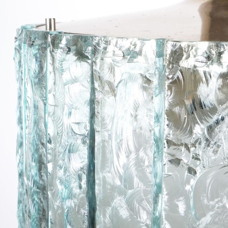 fontana arte 2448 glass chandelier 4 Kopie