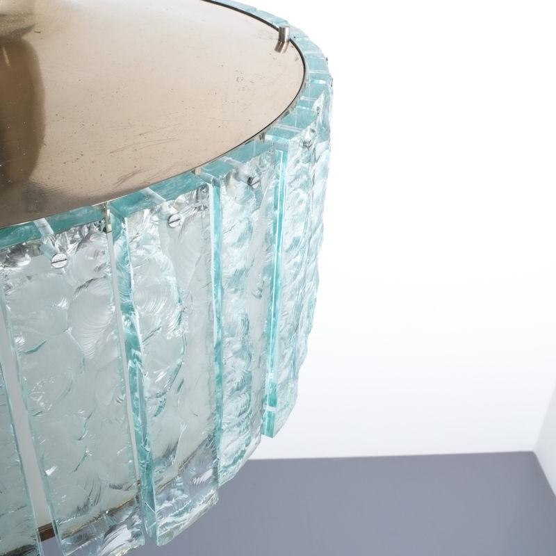 fontana arte 2448 glass chandelier 7 Kopie
