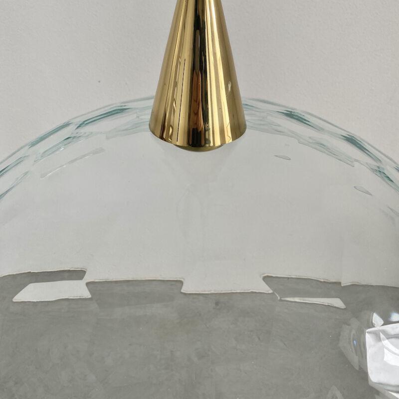 Fontana Arte Lamp Glass Brass 02