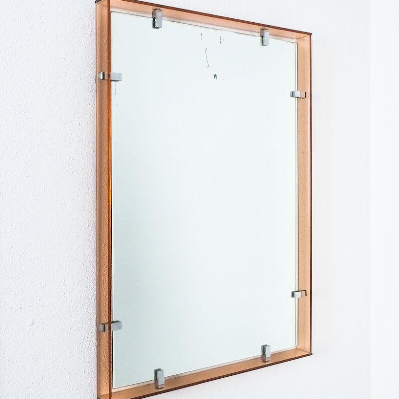 Fontana Arte Mirror Orange 2014 01