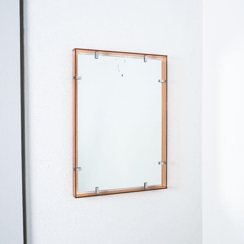 Fontana Arte Mirror Orange 2014 02
