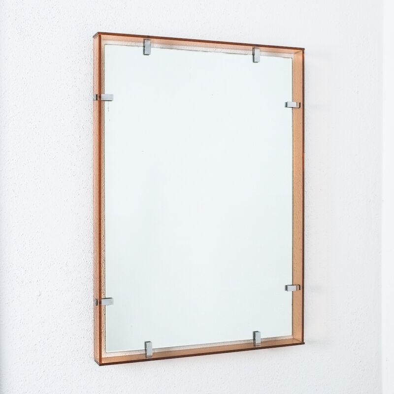 Fontana Arte Mirror Orange 2014 03