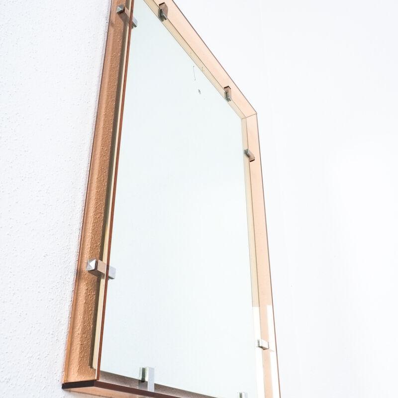 Fontana Arte Mirror Orange 2014 04