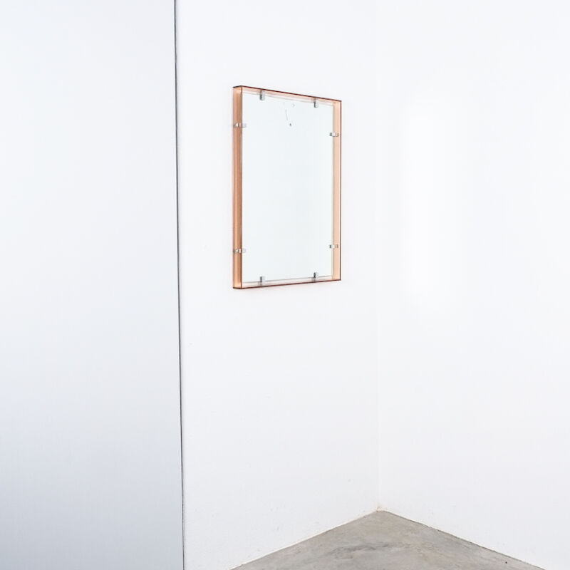Fontana Arte Mirror Orange 2014 06