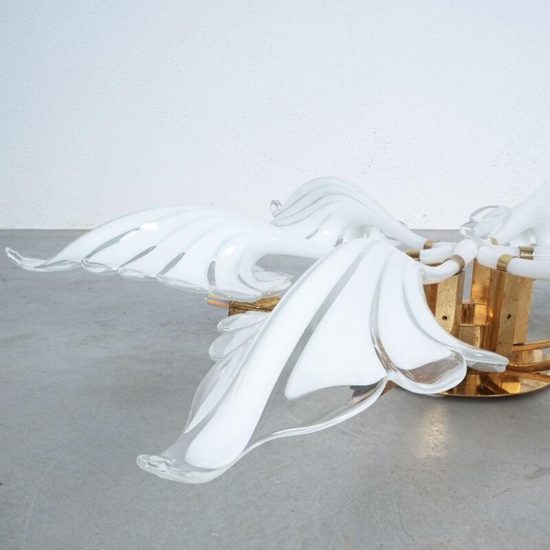 Franco Luce Luci Flush Mount Glass 01