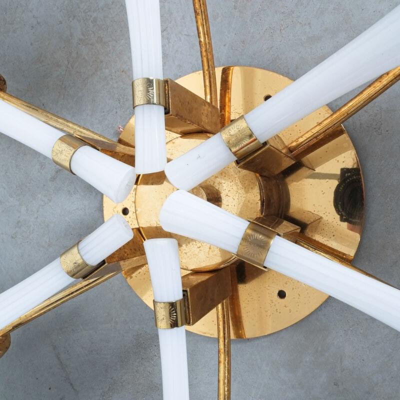 Franco Luce Luci Flush Mount Glass 04