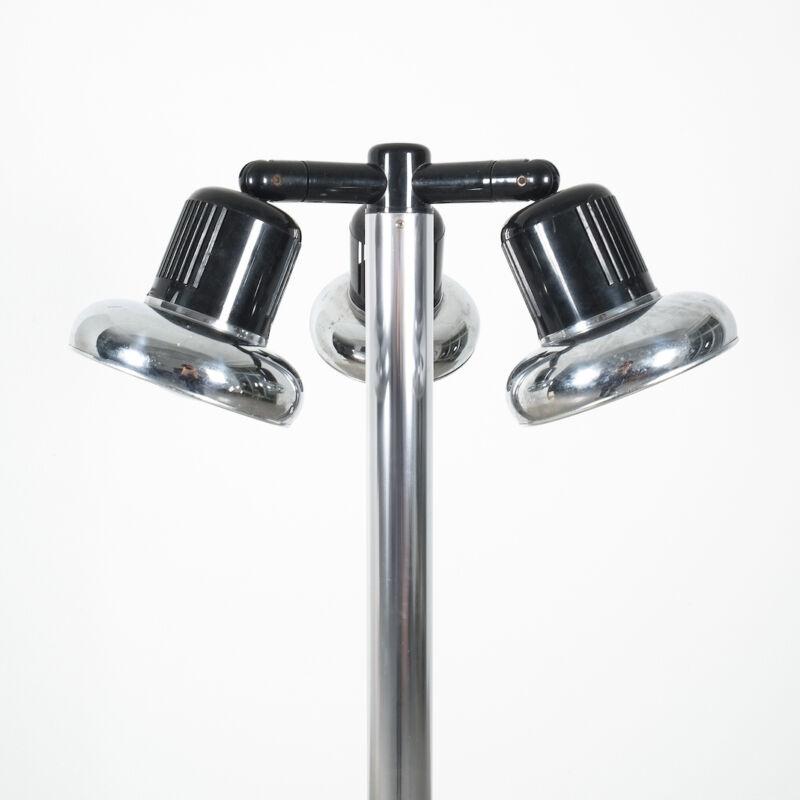 Gae Aulenti Floor Lamp Stilnovo1970 02