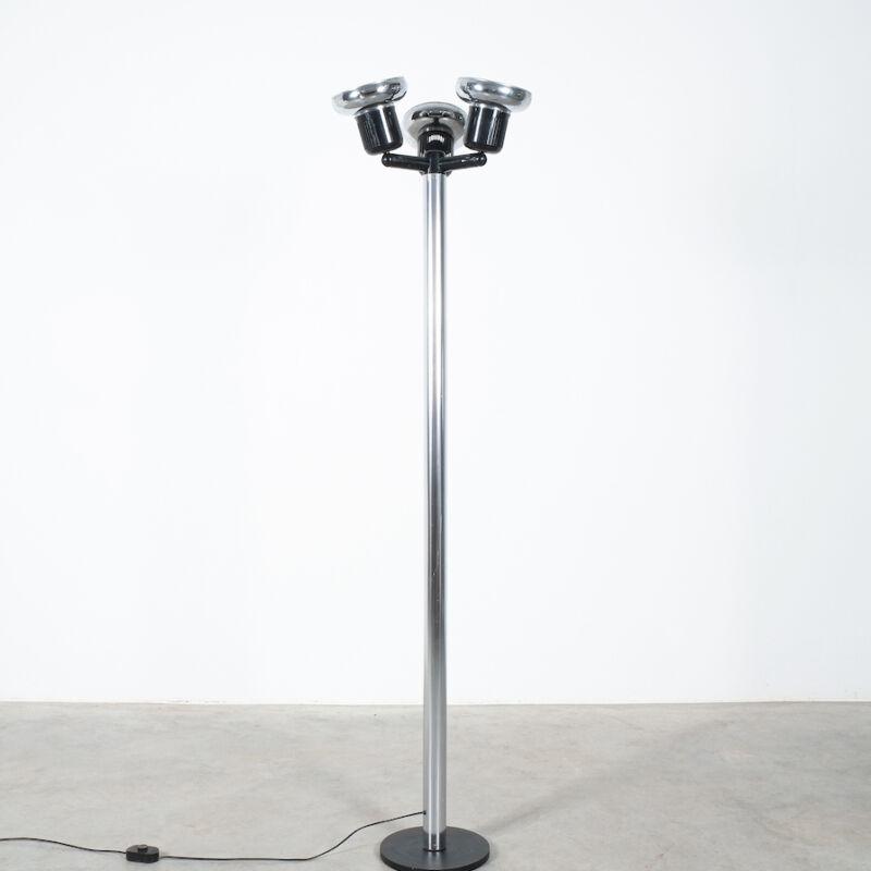 Gae Aulenti Floor Lamp Stilnovo1970 04