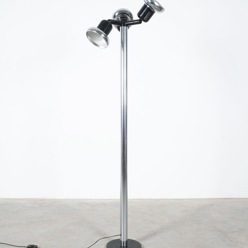 Gae Aulenti Floor Lamp Stilnovo1970 06