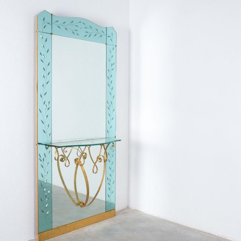 Hallway Mirror Pier Luigi Colli 01