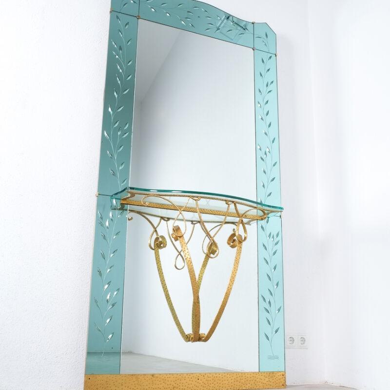 Hallway Mirror Pier Luigi Colli 03