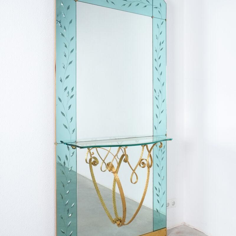 Hallway Mirror Pier Luigi Colli 05