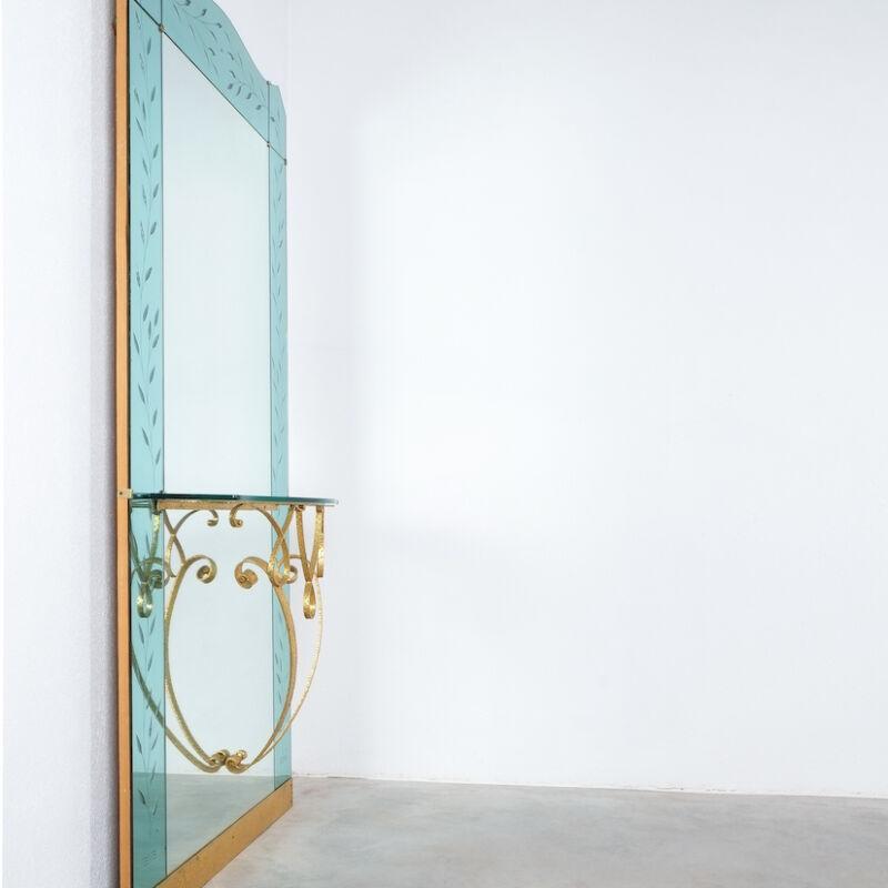 Hallway Mirror Pier Luigi Colli 11