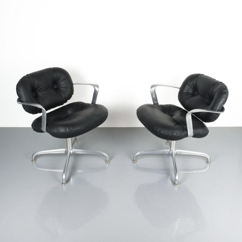 hannah morrison black leather chairs_02