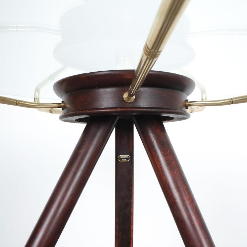 italian brass wood table brevetto_03 Kopie