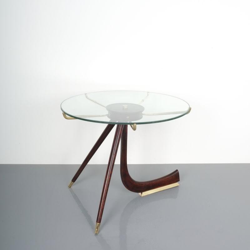 italian brass wood table brevetto_07 Kopie