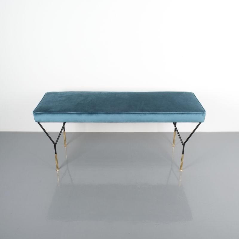italian velvet bench 1950_03