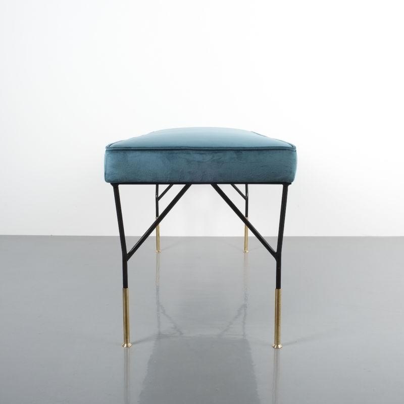 italian velvet bench 1950_04
