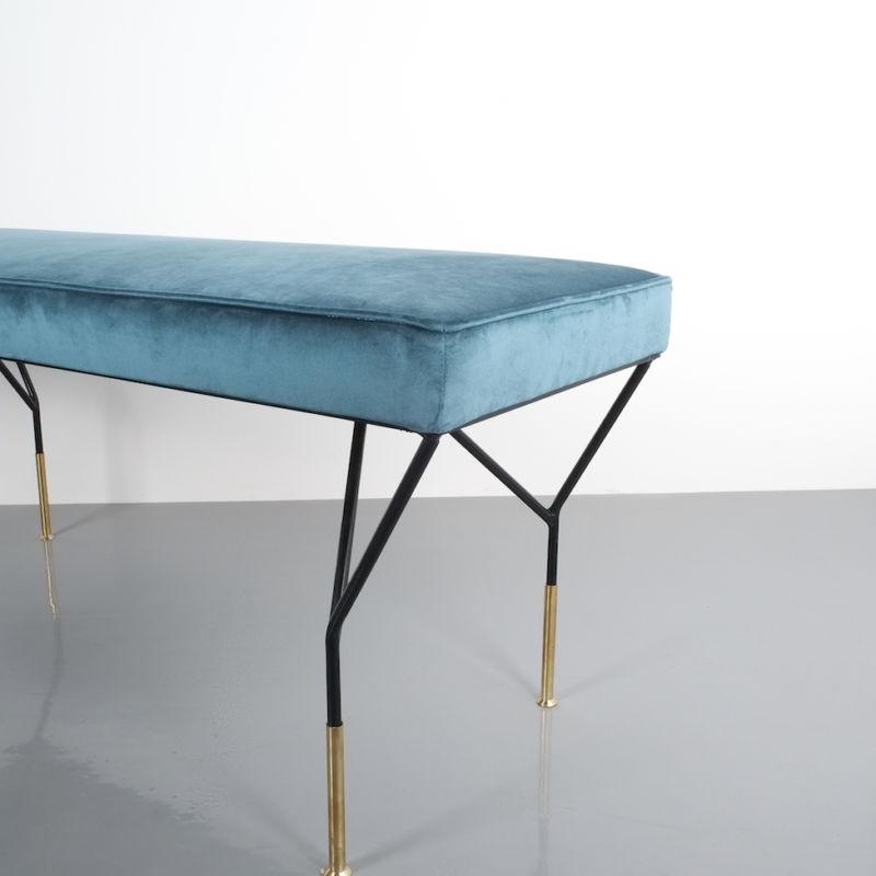 italian velvet bench 1950_08