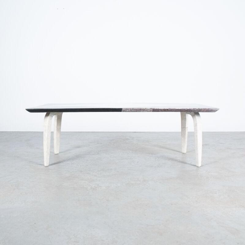 Marble Mosaic Table Big 01