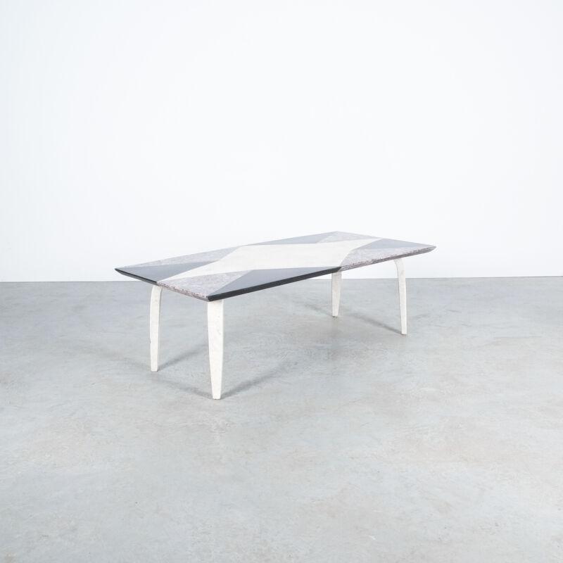Marble Mosaic Table Big 02