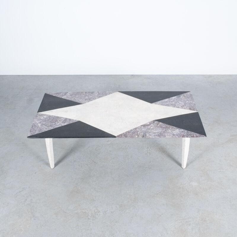 Marble Mosaic Table Big 03