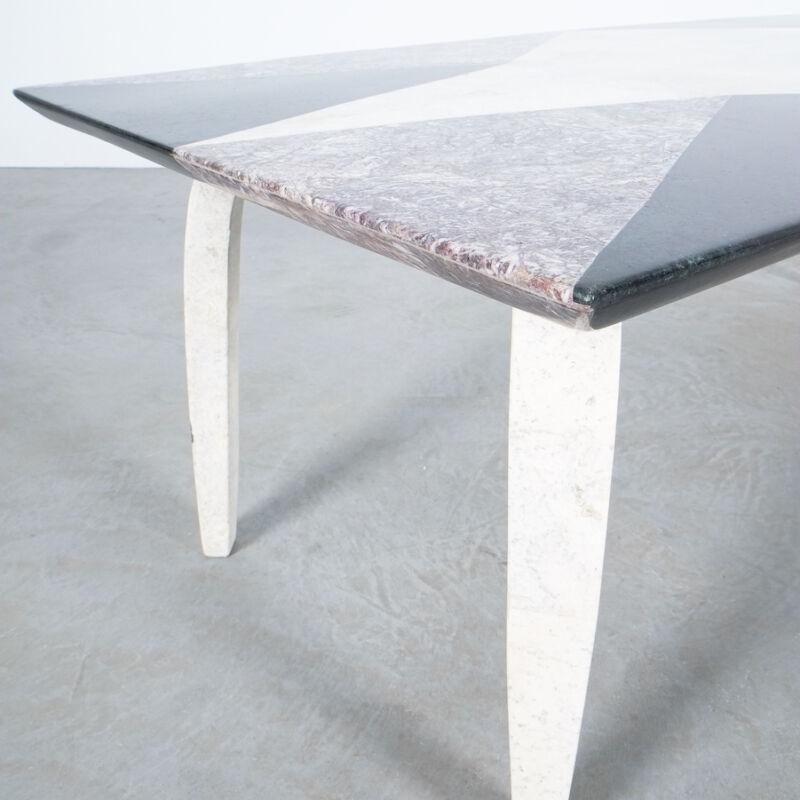 Marble Mosaic Table Big 05