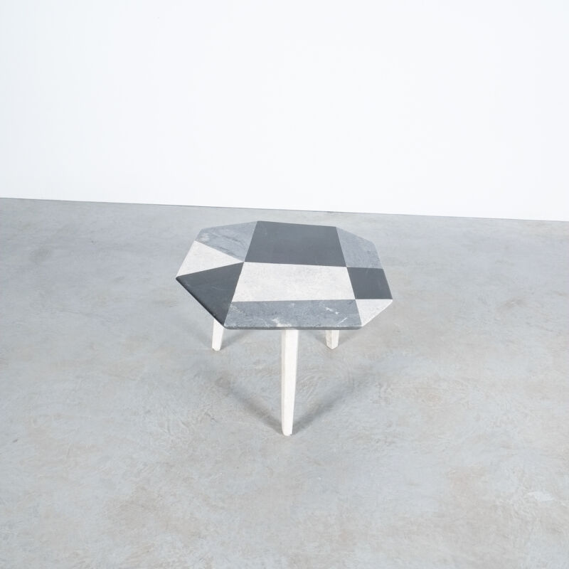Marble Mosaic Table Small 01