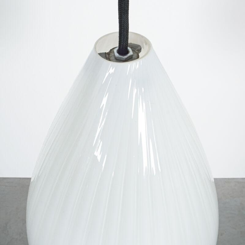 Massimo Vignelli Striped Lamp Venini 03