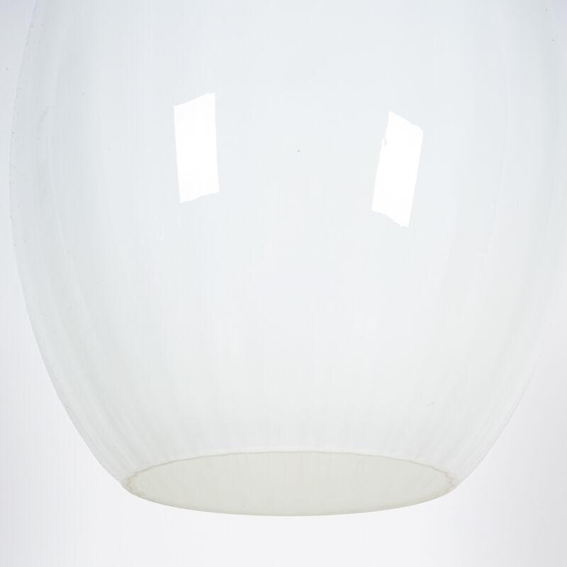 Massimo Vignelli Striped Lamp Venini 04