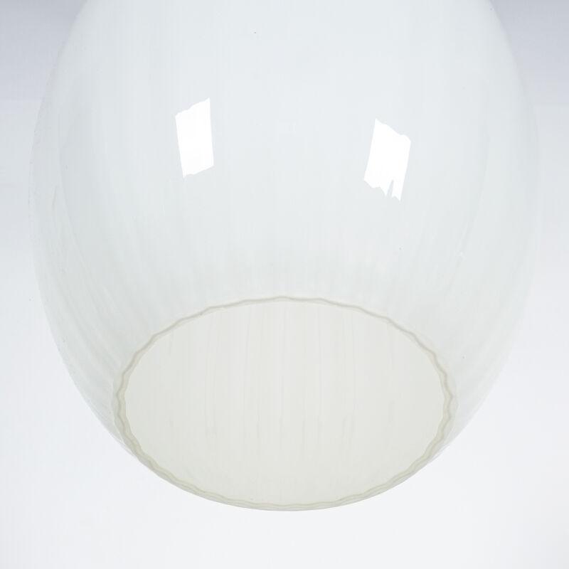 Massimo Vignelli Striped Lamp Venini 05
