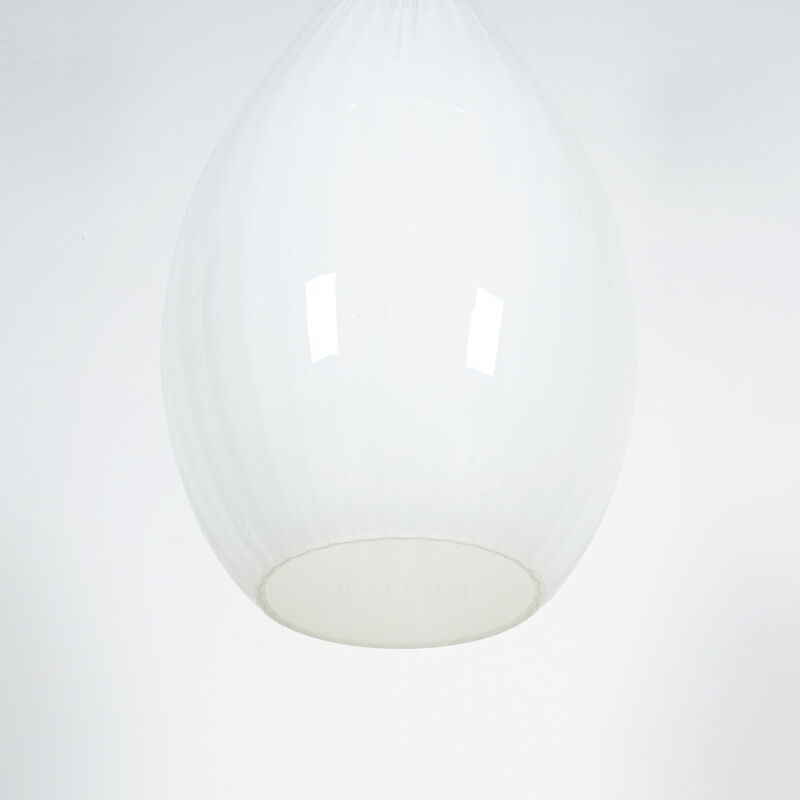 Massimo Vignelli Striped Lamp Venini 06