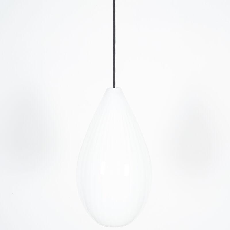 Massimo Vignelli Striped Lamp Venini 08