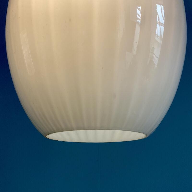 Massimo Vignelli Striped Lamp Venini 11