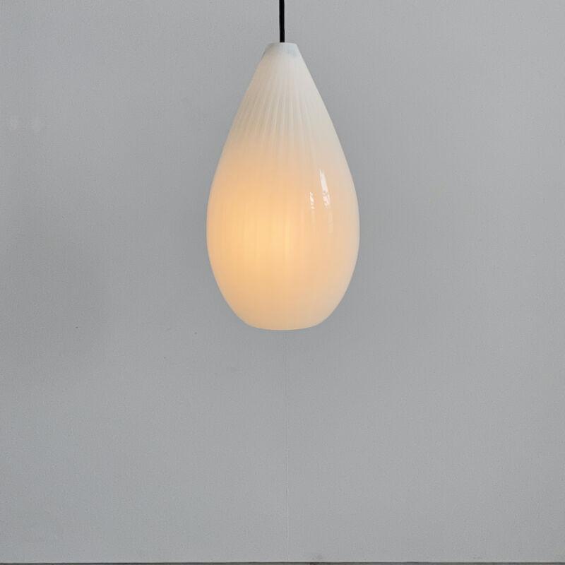 Massimo Vignelli Striped Lamp Venini 12