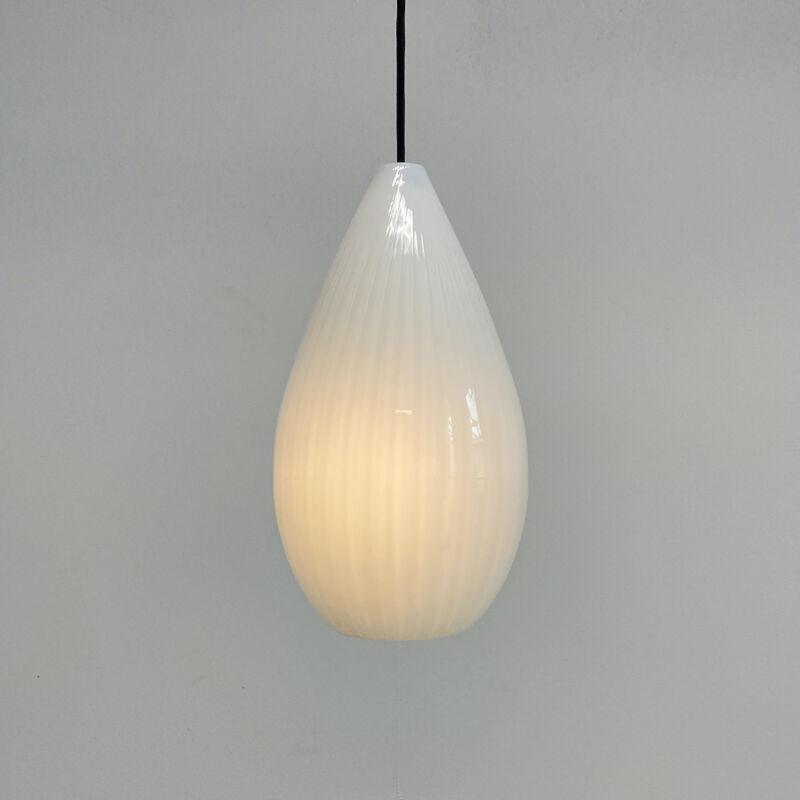Massimo Vignelli Striped Lamp Venini 13
