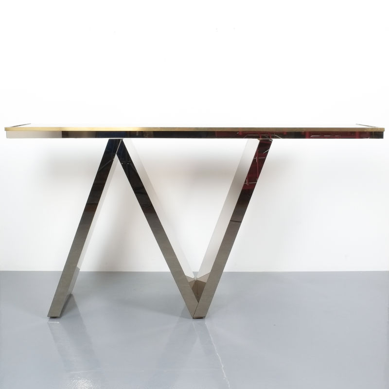 mirror Z console table_08