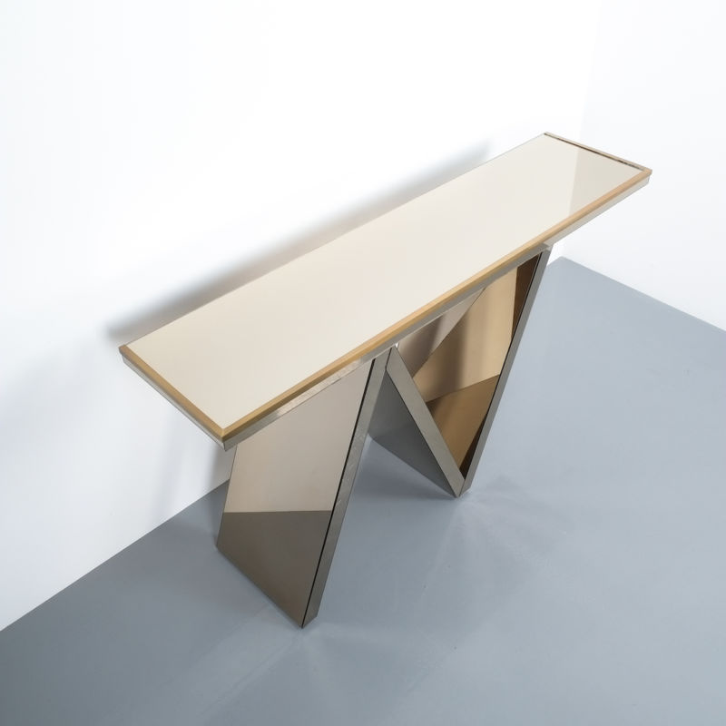 mirror Z console table_12