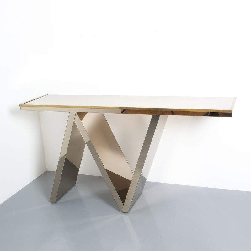 mirror Z console table_14